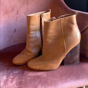 Tory Burch Women's Grove Block Heel Booties